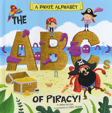 Buy Alphabet Connection: A Pirate Alphabet: The ABC's of Piracy from raintreeaust