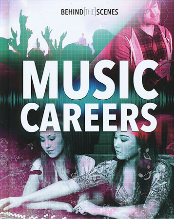 Buy Behind The Scenes: Music Careers from raintreeaust