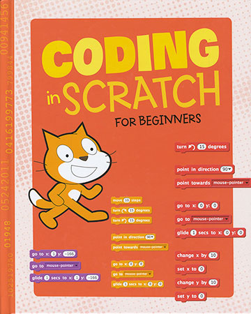 Buy Hands-On Projects for Beginners: Coding in Scratch from BooksDirect