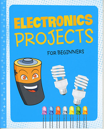 Buy Hands-On Projects for Beginners: Electronics Projects from BooksDirect