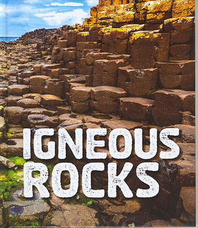 Buy Rocks: Igneous Rocks from BooksDirect