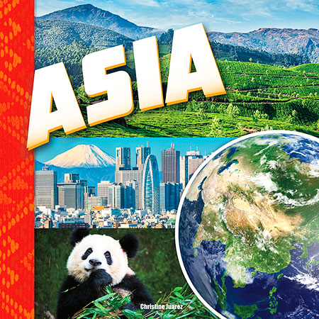 Buy Investigating Continents: Asia from raintreeaust