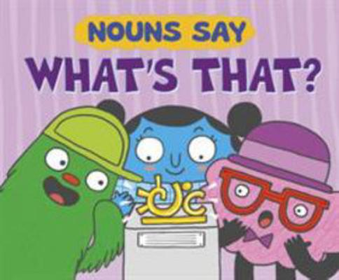 Buy Word Adventures: Nouns Say What's That from BooksDirect