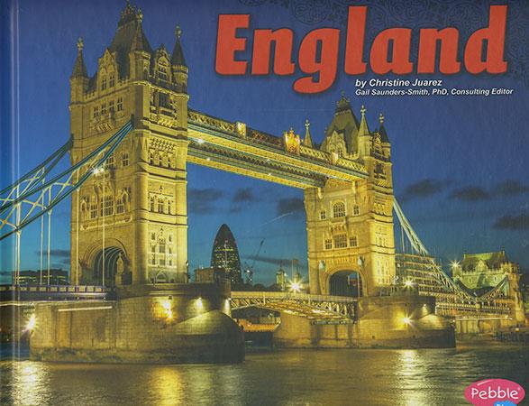 Buy Countries: England from raintreeaust