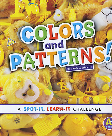 Buy Spot-It Learn-It: Colours and Patterns from Daintree Books