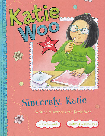 Buy Katie Woo: Star Writer: Sincerely, Katie from Daintree Books