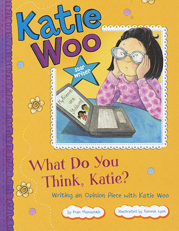 Buy Katie Woo: Star Writer: What Do You Think, Katie? from Daintree Books