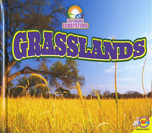 Buy Exploring Ecosystems: Grasslands from BooksDirect