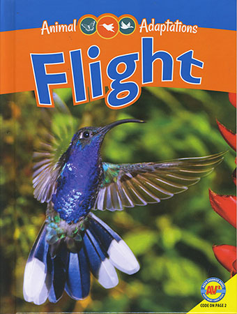 Buy Animal Adaptations: Flight from raintreeaust