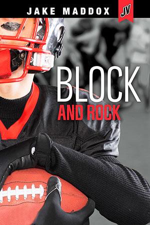 Buy Jake Maddox JV Boys: Block and Rock from Daintree Books