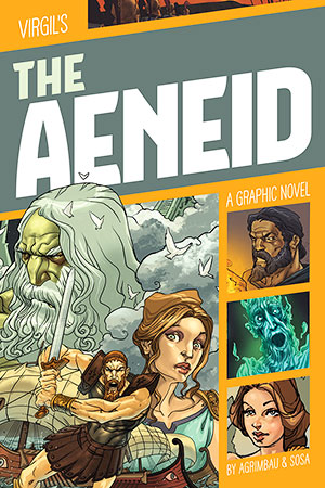 Buy Classic Fiction: The Aeneid: A Graphic Novel from Daintree Books