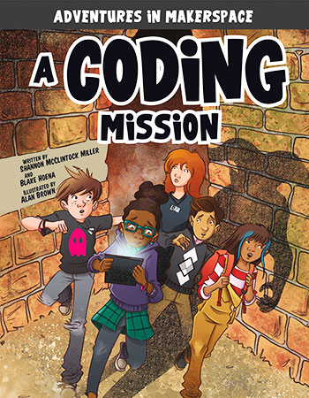 Buy Adventures in Makerspace: A Coding Mission from raintreeaust