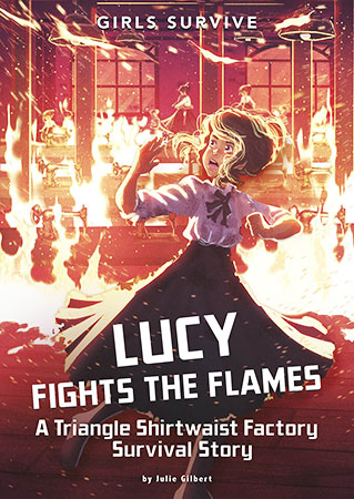 Buy Girls Survive: Lucy Fights the Flames from Daintree Books