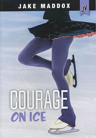 Buy Jake Maddox JV Girls: Courage On Ice from BooksDirect