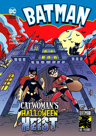 Buy Batman DC Super Heroes: Catwoman's Halloween Heist from BooksDirect