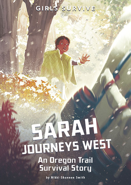 Buy Girls Survive: Sarah Journeys West from BooksDirect