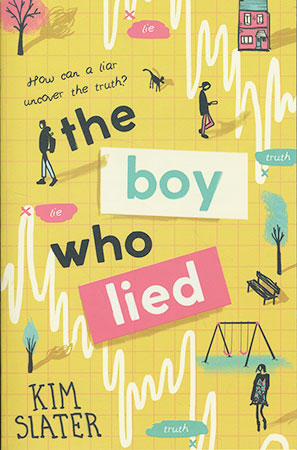Buy The Boy Who Lied from Carnival Book Shop Kids Choice