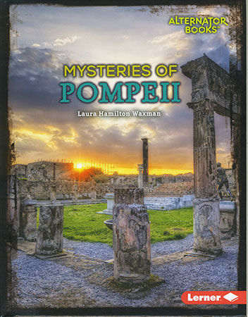 Buy Ancient Mysteries: Mysteries of Pompeii from raintreeaust