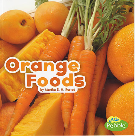 Buy Colorful Foods: Orange Foods from Daintree Books
