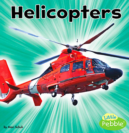 Buy Transportation: Helicopters from Daintree Books