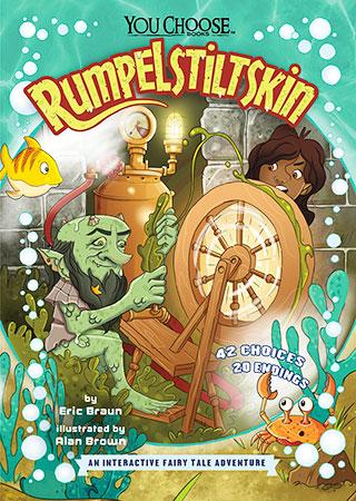 Buy You Choose: Fractured Fairy Tales: Rumpelstiltskin from Daintree Books