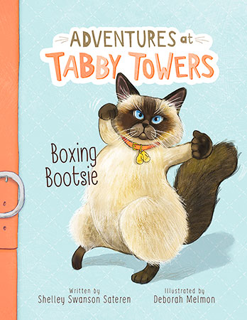Buy Adventures at Tabby Towers: Boxing Bootsie from Daintree Books