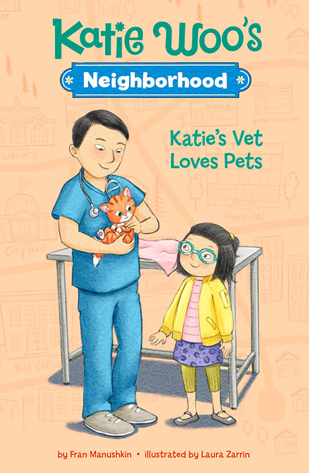 Buy Katie Woo's Neighborhood: Katie's Vet Loves Pets from BooksDirect