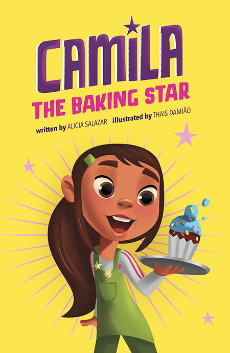 Buy Camila the Star: Camila the Baking Star from Edcon Resources