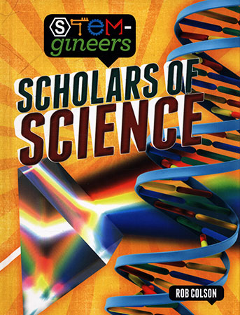 Buy STEM-gineers: Scholars of Science from BooksDirect