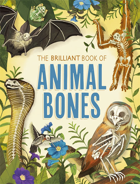 Buy The Brilliant Book of Animal Bones from BooksDirect