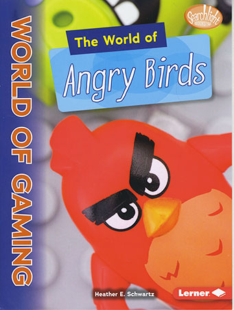 Buy World of Gaming: The World of Angry Birds from raintreeaust