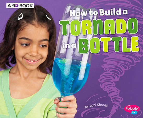 Buy Hands-On Science Fun: How to Build a Tornado in a Bottle: A 4D Book from BooksDirect