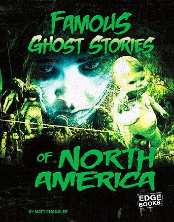 Buy Haunted World: Famous Ghost Stories of North America from raintreeaust