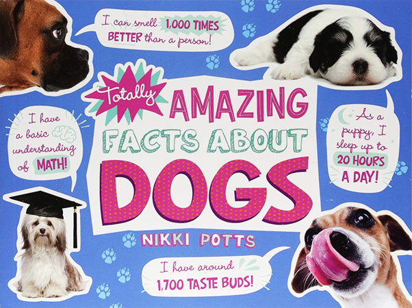 Buy Mind Benders: Totally Amazing Facts About Dogs from raintreeaust