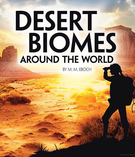 Buy Exploring Earth's Biomes: Desert Biomes from raintreeaust