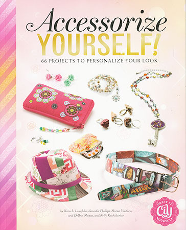 Buy Craft It Yourself: Accessorize Yourself! from BooksDirect