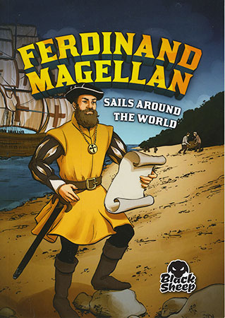 Buy Extraordinary Explorers: Ferdinand Magellan from raintreeaust
