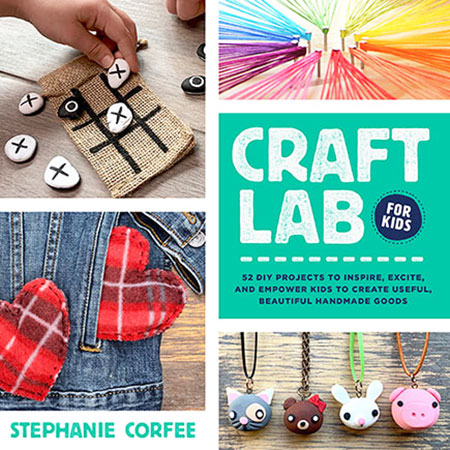Buy Craft Lab for Kids from BooksDirect