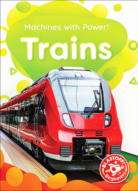 Buy Machines with Power: Trains from Daintree Books