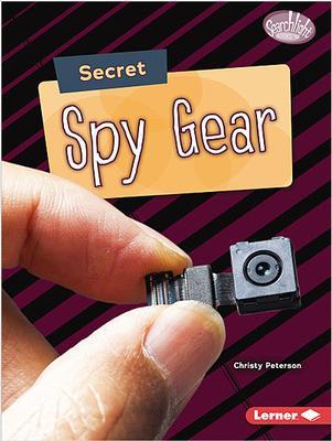 Buy Spy Secrets: Secret Spy Gear from Daintree Books
