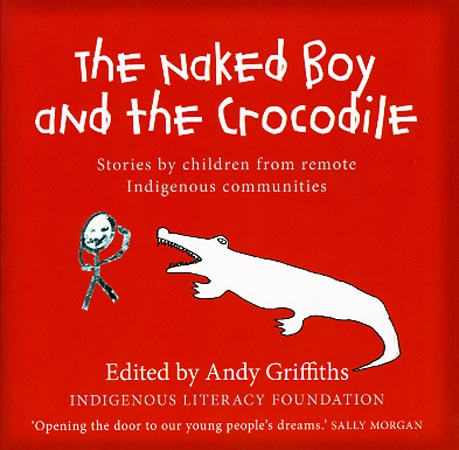 Buy The Naked Boy and the Crocodile from BooksDirect