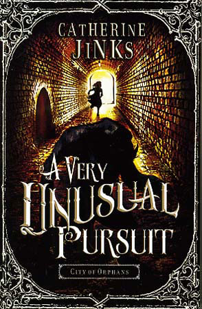 Buy A Very Unusual Pursuit: #1 City of Orphans from BooksDirect