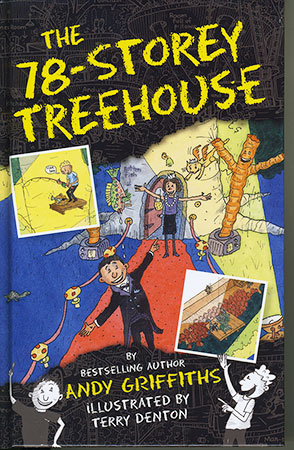 Buy Treehouse: The 78-Storey Treehouse from BooksDirect