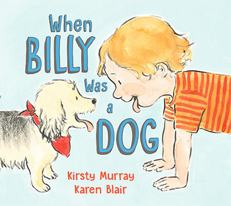 Buy When Billy Was a Dog from BooksDirect