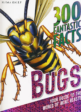 Buy 300 Fantastic Facts: Bugs from Daintree Books