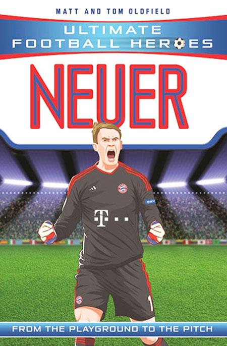 Buy Neuer (Football Heroes) from BooksDirect