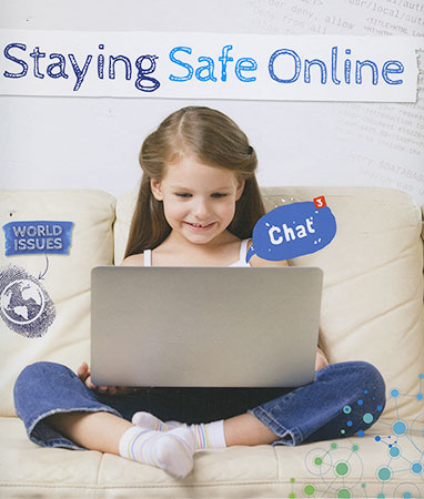Buy World Issues: Staying Safe Online from BooksDirect
