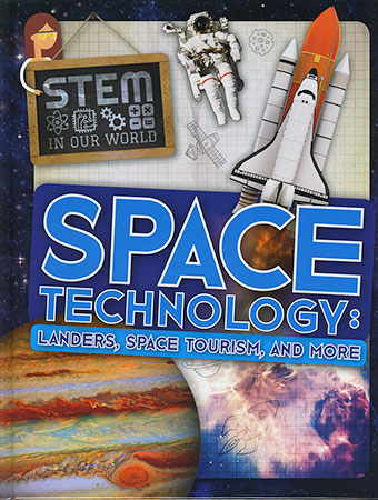 Buy STEM In Our World: Space Technology from raintreeaust