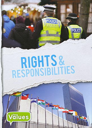 Buy Our Values: Rights & Responsibilities from Daintree Books