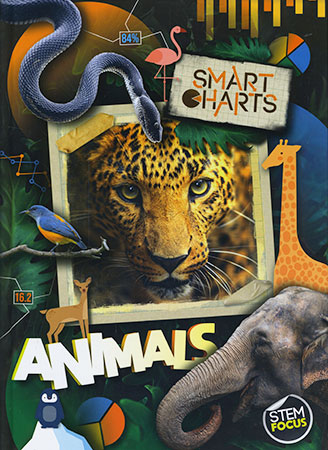 Buy Smart Charts: Animals from Daintree Books